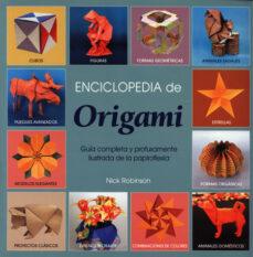 Inmaswan.es Enciclopedia De Origami: Guia Completa Y Profusamente Ilustrada D E La Papiroflexia Image