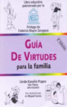 Lofficielhommes.es Guia De Virtudes Para La Familia (3ª Ed.) Image
