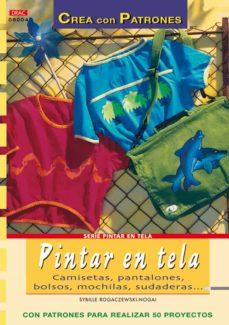 Descarga gratuita de libros electrónicos de mitología griega. PINTAR EN TELA CAMISETAS, PANTALONES, BOLSOS (Spanish Edition)