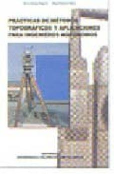 Lofficielhommes.es Practicas De Metodos Topograficos Y Aplicaciones Para Ingenieros Agronomos Image