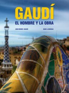 Permacultivo.es Gaudi: El Hombre Y La Obra (Ed. Bilingüe Español-ingles) Image