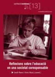 Vinisenzatrucco.it Reflexions Sobre L Educacio En Una Societat Corresponsable Image