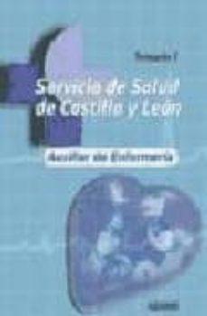 Inciertagloria.es Auxiliar De Enfermeria Servicio De Salud De Castilla Y Leon (Sacy L). Temario I Image