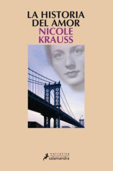 la historia del amor-nicole krauss-9788498380026