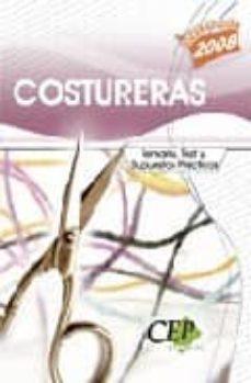 Cronouno.es Temario, Test Y Casos Practicos Costureras Oposiciones Generales Image