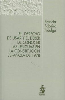Eldeportedealbacete.es El Derecho De Usar Y El Deber De Conocer Las Lenguas En La Consti Tución Española De 1978 Image