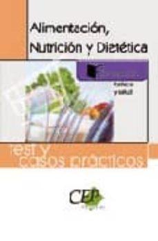 Inmaswan.es Alimentacion, Nutricion Y Dietetica. Test Y Casos Practicos. Form Acion Image