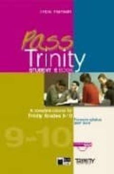 Mrnice.mx Pass Trinity Grades 9-10 Student S Book + Cd Image
