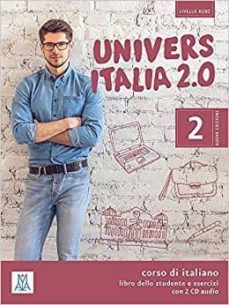 Descargas de libros reales gratis UNIVERSITALIA 2.0 B1/B2 (LIBRO + 2 CD AUDIO) de  in Spanish 9788861825826