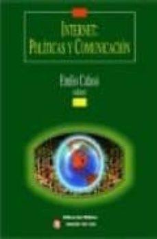 Upgrade6a.es Internet: Politicas Y Comunicacion/policies And Communication (Co Municacion, Medios, Cultura) Image
