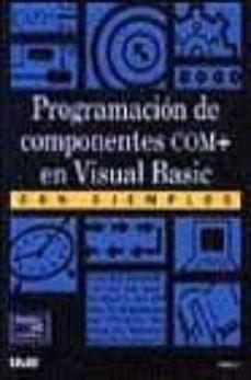 Inmaswan.es Programacion De Componentes Com+ En Visual Basic Con Ejemplos Image