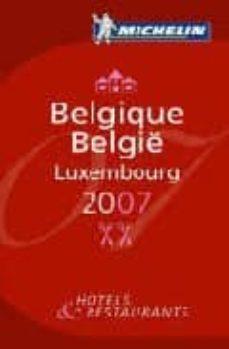 Viamistica.es Belgica/luxemburgo (Guia Michelin 2007) (Ref. 60017) Image