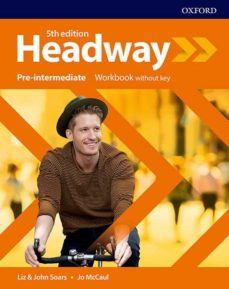 Descargar ebook for j2ee HEADWAY PRE-INTERMEDIATE WORKBOOK WITHOUT KEY (5TH EDITION) 9780194529136