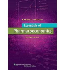 Ebooks de computadora gratis para descargar ESSENTIALS OF PHARMACOECONOMICS PDB de KAREN L. RASCATI 9781451175936 in Spanish