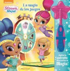 shimmer magic, la varita magica-9781503737136