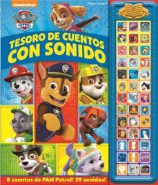 Padella.mx Tesoro De Cuentos Con Sonido Patrulla Canina Image