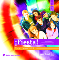 Eldeportedealbacete.es ¡Fiesta! 1: Audio Para La Clase I (Ele: Español Lengua Extranjera ) (Audio-cd) Image