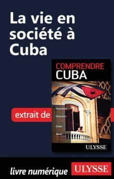 la vie en société à cuba (ebook)-hector lemieux-9782765809036