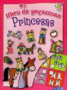 Inmaswan.es Mi Libro De Pegatinas Princesas Image