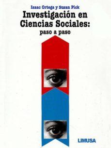 Inmaswan.es Investigacion En Ciencias Sociales: Paso A Paso Image