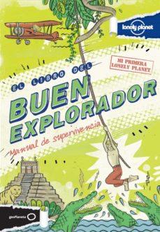 Chapultepecuno.mx El Libro Del Buen Explorador: Manual De Supervivencia Image
