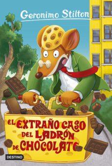 Relaismarechiaro.it Gs 69: El Extraño Caso Del Ladron De Chocolate Image