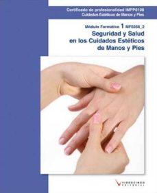 Javiercoterillo.es Mf0356_2 Seguridad Y Salud En Los Cuidados Estéticos De Manos Y Pies Image