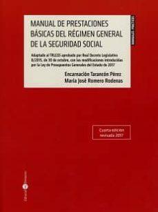 Titantitan.mx Manual De Prestaciones Basicas Del Regimen General De La Seguridad Social Image