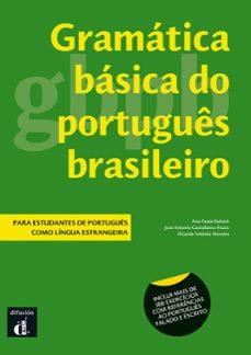 Libros descargables para ipod GRAMÁTICA BÁSICA DO PORTUGUÊS BRASILEIRO DJVU FB2