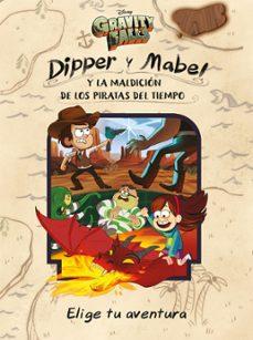 Followusmedia.es Gravity Falls. Dipper Y Mabel Y La Maldición De Los Piratas Del T Iempo Image