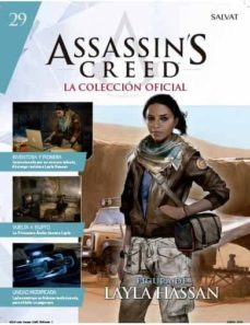 Titantitan.mx Assassin S Creed: La Coleccion Oficial - Fasciculo 29 Image