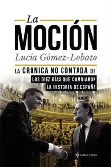 la moción (ebook)-lucia gomez-lobato-9788417672836