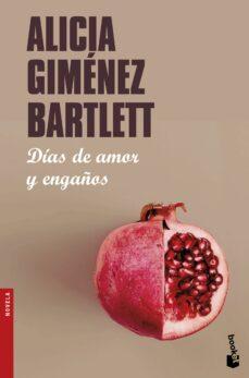 Audiolibros gratis para descargar al ipad. DÍAS DE AMOR Y ENGAÑOS de ALICIA GIMENEZ BARTLETT