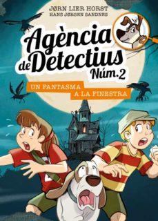 Titantitan.mx Agencia De Detectius Nº 2 - 10. Un Fantasma A La Finestra Image