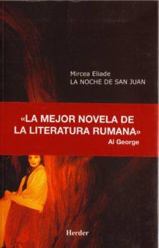 Compartir descargar libro LA NOCHE DE SAN JUAN de MIRCEA ELIADE