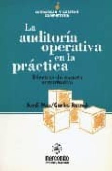 Titantitan.mx La Auditoria Operativa En La Practica: Tecnicas De Mejora Organiz Ativa Image