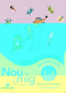 Valentifaineros20015.es Nou I Mig De L´1 Al 6, Educació Primària. Solucionari Image
