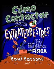 (pe) como contactar con extraterrestres-paul parsons-9788434401136