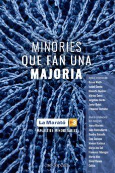 Debatecd.mx Minories Que Fan Una Majoria. El Llibre De La Marató 2019 Image