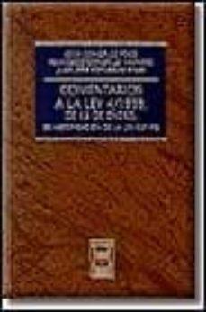 comentarios a la ley 4/1999, de 13 de enero de modificacion de la ley 30/1992-francisco gonzalez navarro-jesus gonzalez perez-juan jose gonzalez rivas-9788447012336