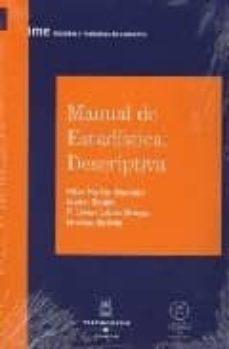 Titantitan.mx Manual De Estadistica Descriptiva + Cd-rom Image