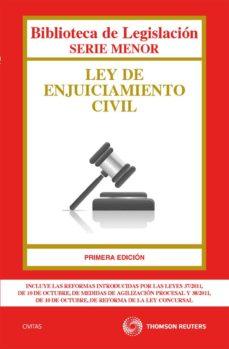 Geekmag.es Ley De Enjuiciamiento Civil Image