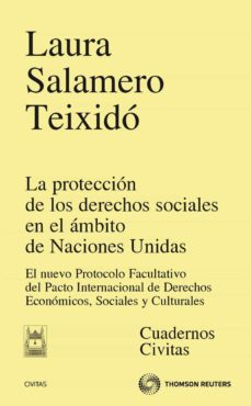 proteccion de los derechos sociales en el ambito de naciones unid as-laura salamero teixido-9788447038336