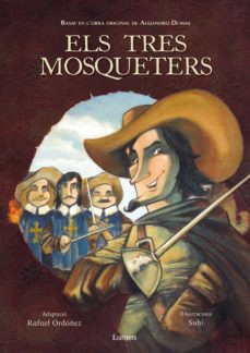 Viamistica.es Els Tres Mosqueters (Lumen Infantil) Image