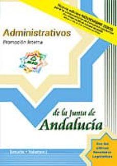 Trailab.it Administrativo De La Junta De Andalucia: Temario: Promocion Inter Na (Vol. I) Image