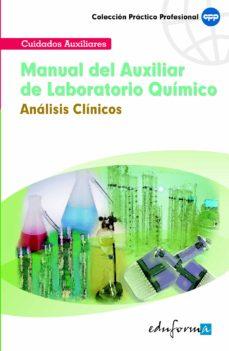 Geekmag.es Manual Del Auxiliar De Laboratorio Quimico : Analisis Clinicos Image