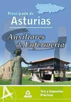 Cdaea.es Auxiliar De Enfermeria Del Principado De Asturias: Test Y Supuest Os Practicos Image