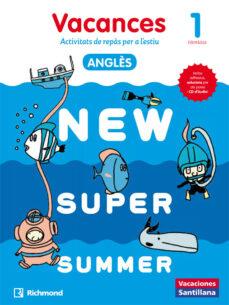 Geekmag.es New Super Summer 1 Sb+cd Catalan Image