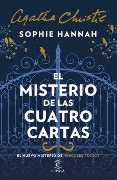 Descargar ebook para ipod touch EL MISTERIO DE LAS CUATRO CARTAS de SOPHIE HANNAH 9788467055436