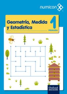 CUADERNO GEOMETRIA NUMICON (PACK OF 25) - PRIMARIA - VV.AA.   Triangledh.org
